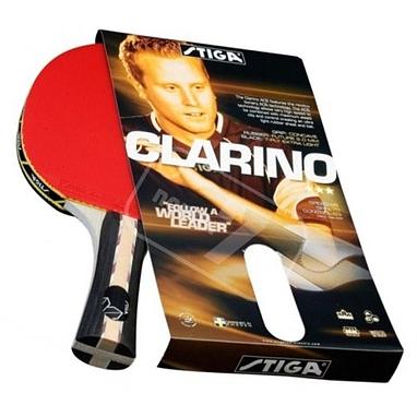 Ракетка для настольного тенниса Stiga Clarino Crystal 3 звезды
