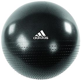 Фото 1 к товару Мяч гимнастический (фитбол) 75 см Adidas черный