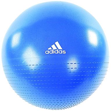 Мяч гимнастический (фитбол) 75 см Adidas синий
