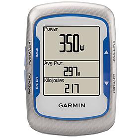 Спортивный GPS навигатор Garmin Edge 500 Bundle серый