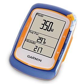 Фото 2 к товару Спортивный GPS навигатор Garmin Edge 500 Bundle оранжевый