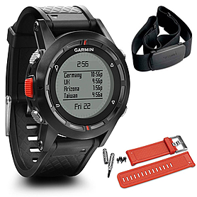 Фото 2 к товару Спортивные часы Garmin fenix Performer Bundle