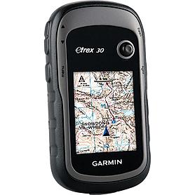 Фото 2 к товару Портативный GPS навигатор Garmin eTrex 30 с картой НавЛюкс