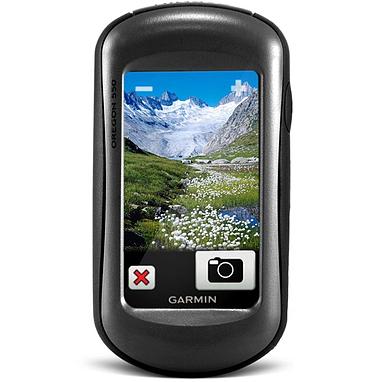 Портативный GPS навигатор Garmin Oregon 550 с картой НавЛюкс