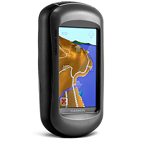 Фото 2 к товару Портативный GPS навигатор Garmin Oregon 550 без карты НавЛюкс