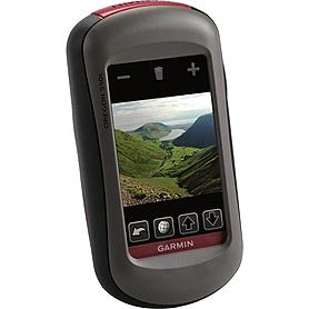 Фото 2 к товару Портативный GPS навигатор Garmin Oregon 550T с картой НавЛюкс