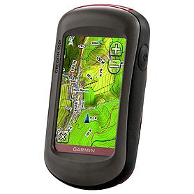 Фото 3 к товару Портативный GPS навигатор Garmin Oregon 550T с картой НавЛюкс