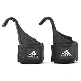 Напульсники штангиста с крюком Adidas