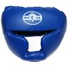 Шлем тренировочный Matsa PVC синий - фото 1