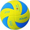 Мяч волейбольный Mikasa SYV5-YBL - фото 1