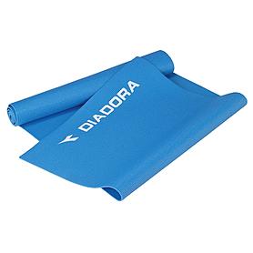 Коврик для йоги (йога-мат) Diadora 3 мм синий