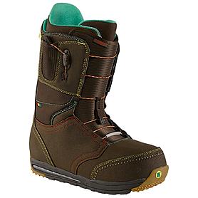 Ботинки для фристайла мужские Burton Ruler 2014 цвет коричневый