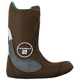 Фото 2 к товару Ботинки для фристайла мужские Burton Ruler 2014 цвет коричневый