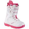 Ботинки для фристайла женские Burton Mint 2014 цвет белый/розовый - фото 1