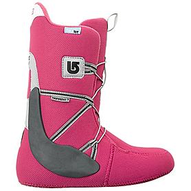 Фото 2 к товару Ботинки для фристайла женские Burton Mint 2014 цвет белый/розовый