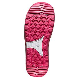 Фото 3 к товару Ботинки для фристайла женские Burton Mint 2014 цвет белый/розовый