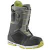 Ботинки для сноубординга мужские универсальные Burton Imperial 2014 цвет серый/лайм - фото 1