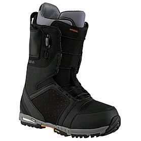 Ботинки для сноубординга мужские универсальные Burton Imperial 2014 цвет черный