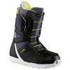 Ботинки для сноубординга мужские универсальные Burton Moto 2014 цвет черный/синий - фото 1
