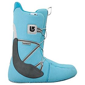 Фото 2 к товару Ботинки для фристайла женские Burton Mint 2014 цвет голубой