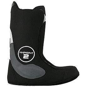Фото 2 к товару Ботинки для фристайла мужские Burton Ruler 2014 цвет черный