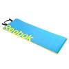Коврик для фитнеса Reebok голубой 6 мм - фото 1