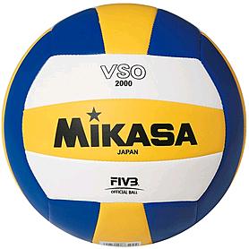 Фото 1 к товару Мяч волейбольный Mikasa VSO-2000 реплика