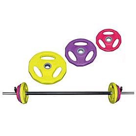 Фото 1 к товару Штанга наборная для фитнеса BP3031 20 кг
