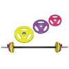 Штанга наборная для фитнеса BP3031 20 кг - фото 1