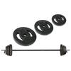 Штанга наборная для фитнеса BP3020 20 кг - фото 1