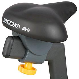 Фото 3 к товару Велотренажер магнитный Torneo Jazz B-507M