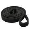 Резинка для подтягиваний (лента сопротивления) Power Bands черная - фото 1