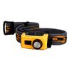 Фонарь налобный Fenix HL22R4 желтый - фото 1