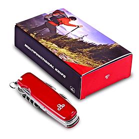 Фото 6 к товару Нож швейцарский Ego Tools A01.10.1