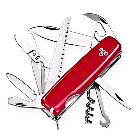 Фото 2 к товару Нож швейцарский Ego Tools A01.10.2