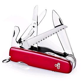 Фото 4 к товару Нож швейцарский Ego Tools A01.10.2