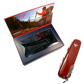 Фото 6 к товару Нож швейцарский Ego Tools A01.10.2