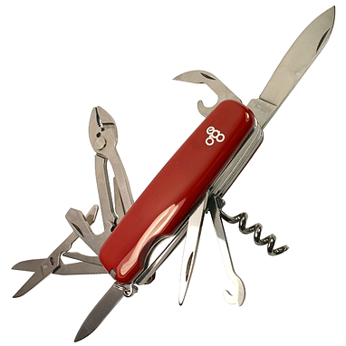 Нож швейцарский Ego Tools A01.11.1