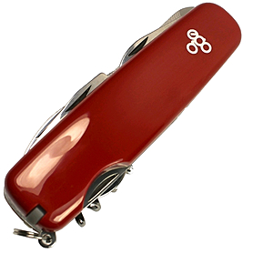 Фото 5 к товару Нож швейцарский Ego Tools A01.11.2