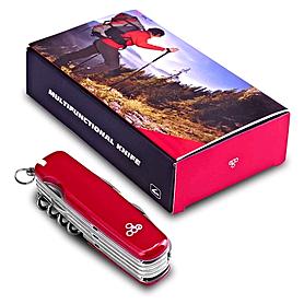 Фото 6 к товару Нож швейцарский Ego Tools A01.11.2