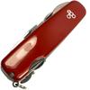 Нож швейцарский Ego Tools A01.12 красный - фото 3