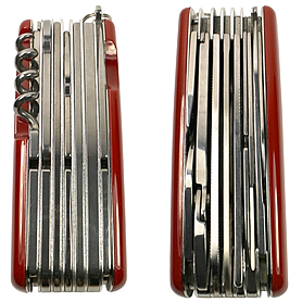 Фото 3 к товару Нож швейцарский Ego Tools A01.16
