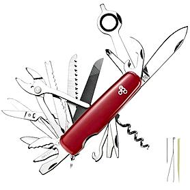Фото 2 к товару Нож швейцарский Ego Tools A01.18