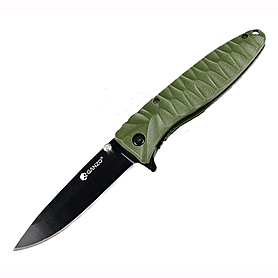 Нож складной Ganzo G620g зеленый