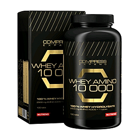 Аминокомплекс Nutrend Compress Whey Amino 10 000 (100 таблеток)