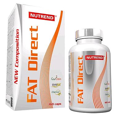 Жиросжигатель Nutrend Fat Direct (160 капсул)