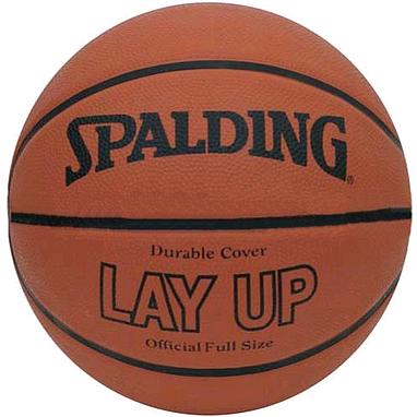 Мяч баскетбольный Spalding Layup Outdoor