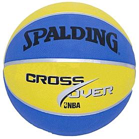 Фото 1 к товару Мяч баскетбольный Spalding Cross Over