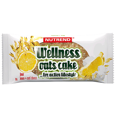 Батончик восстанавливающий Nutrend Wellness Oats Cake (70 г)
