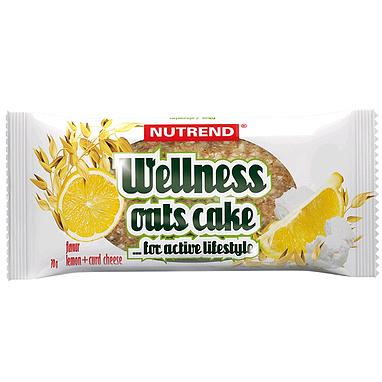 Батончик восстанавливающий Nutrend Wellness Oats Cake (70 г)